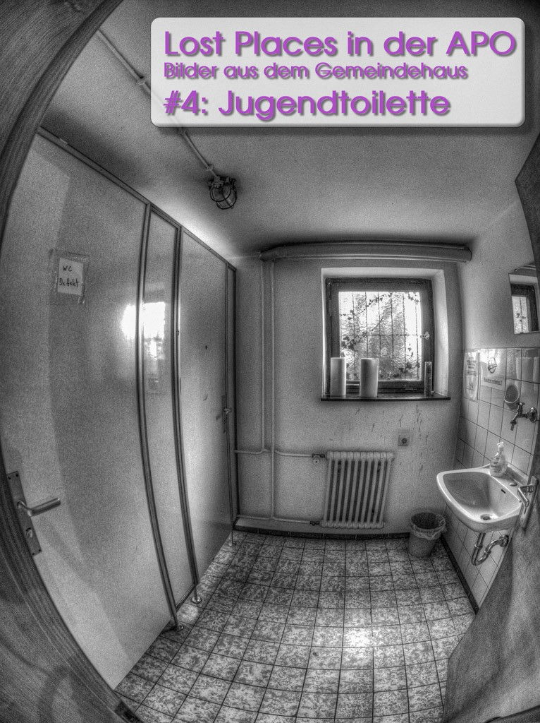 Lost Places 4: Die Jugendtoilette
