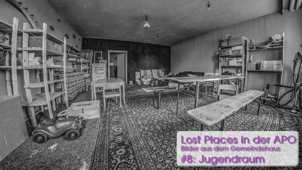 Lost Places 8: Der Jugendraum