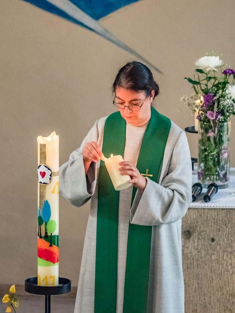 Diakonin Simone Scheffels