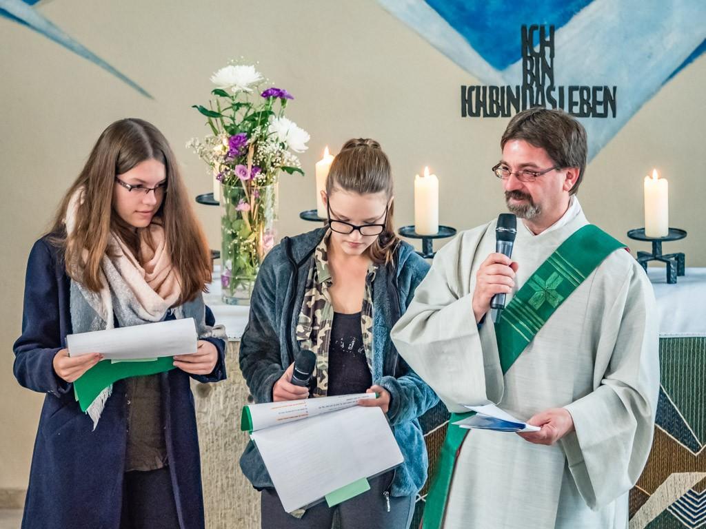 Diakon Hubert Seitle