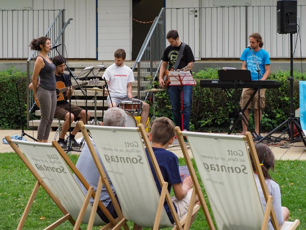 Band der Evangelischen Jugend Ingolstadt