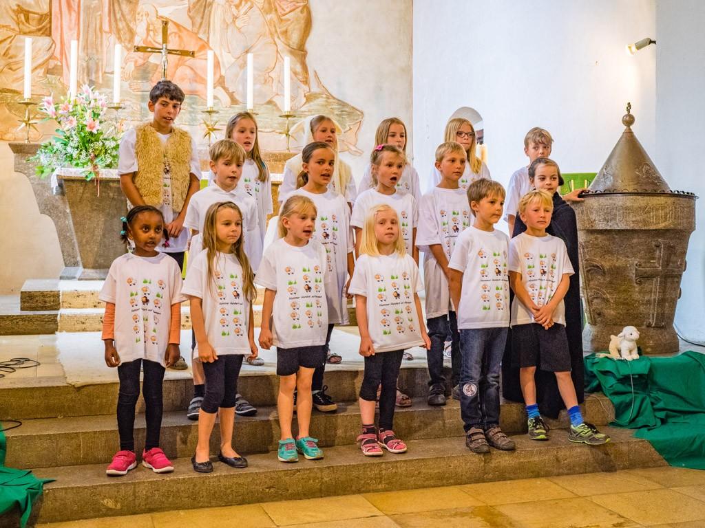 """Kindermusicval """"Nummer 100 auf Abwegen"""" (in der Christuskirche)"""