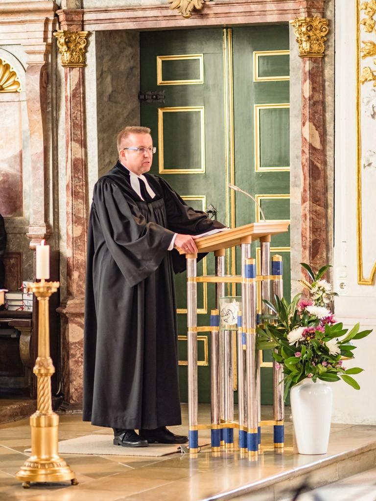 Pfarrer Bodenreuther