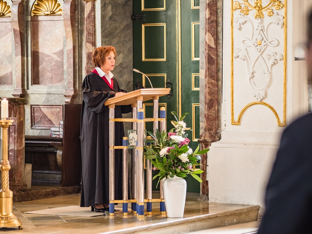 Prädikantin Jutta Kieler-Winter
