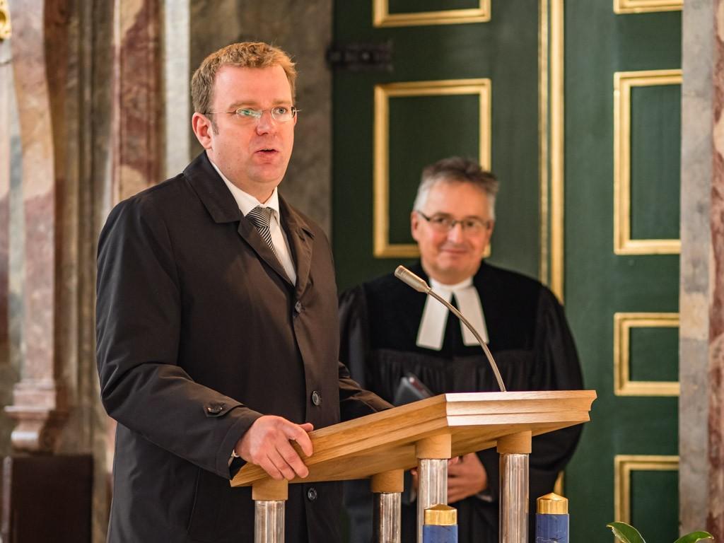 Bundestagsabgeordneter Dr. Reinhard Brandl