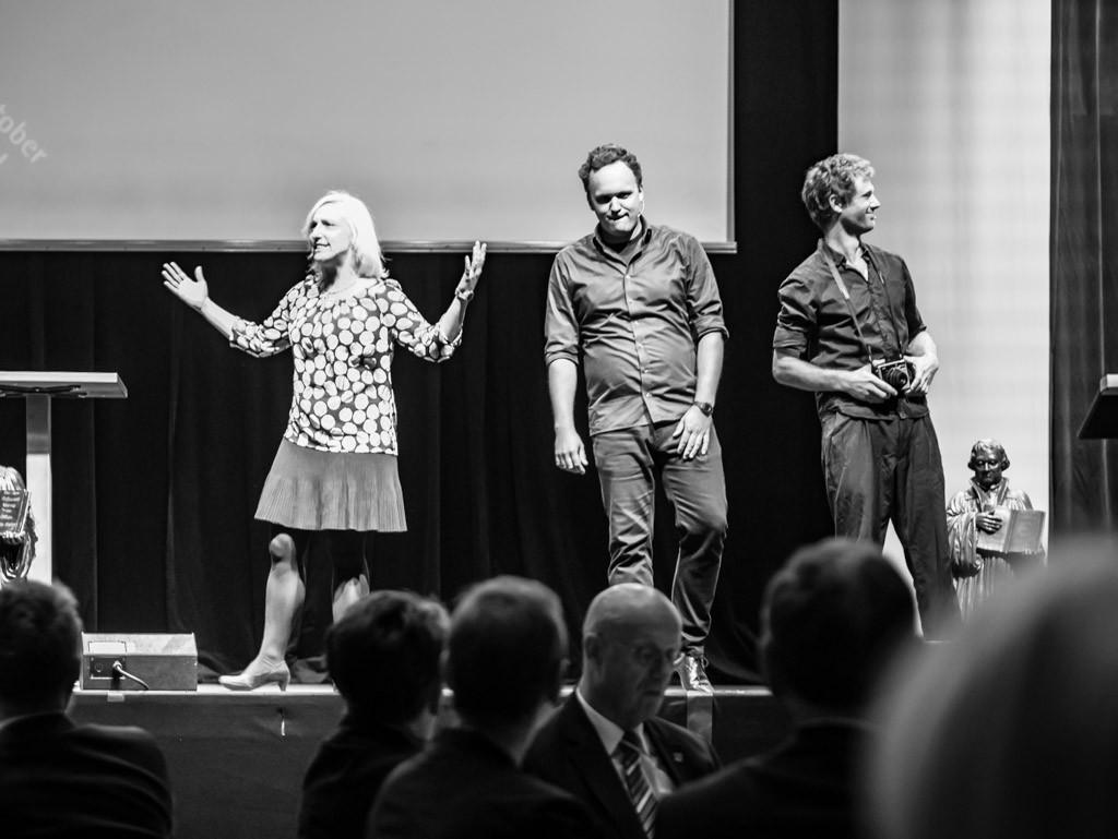 Improvisationstheater Bühnenpolka aus München
